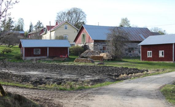 Pyhämaan kirkonkylä