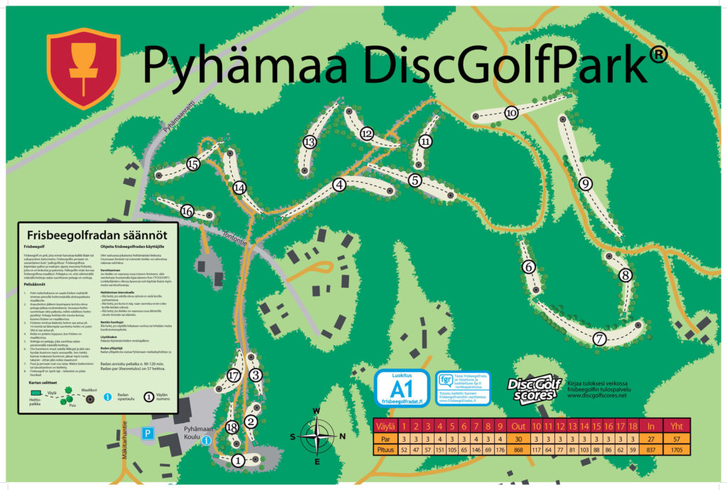 JR005_discgolfpark_InfoBoard_pyhamaa